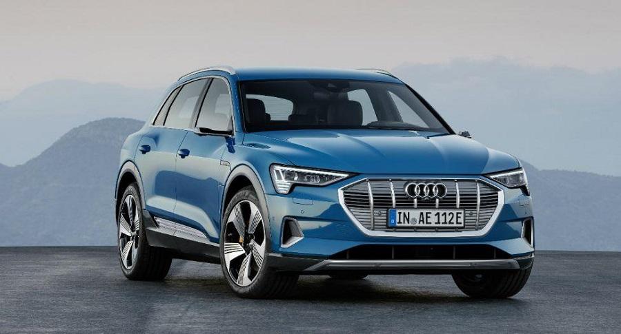 SUV chạy điện của Audi đã có mặt tại thị trường Đông Nam Á. Ảnh 1