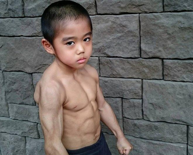 'Truyền nhân của Lý Tiểu Long': Biết múa côn nhị khúc từ năm 4 tuổi!4