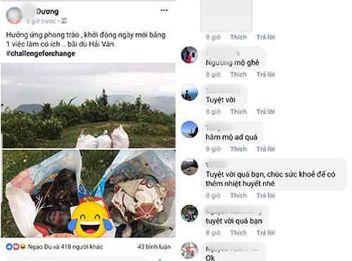 Cộng đồng Việt hào hứng với 'trào lưu' dọn sạch rác nơi công cộng - H4