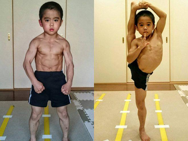 'Truyền nhân của Lý Tiểu Long': Biết múa côn nhị khúc từ năm 4 tuổi!12