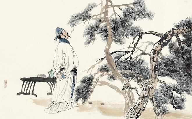 Lý Bạch là một trong những nhà thơ danh tiếng nhất trong lịch sử Trung Hoa, được hậu bối tôn làm Thi Tiên.
