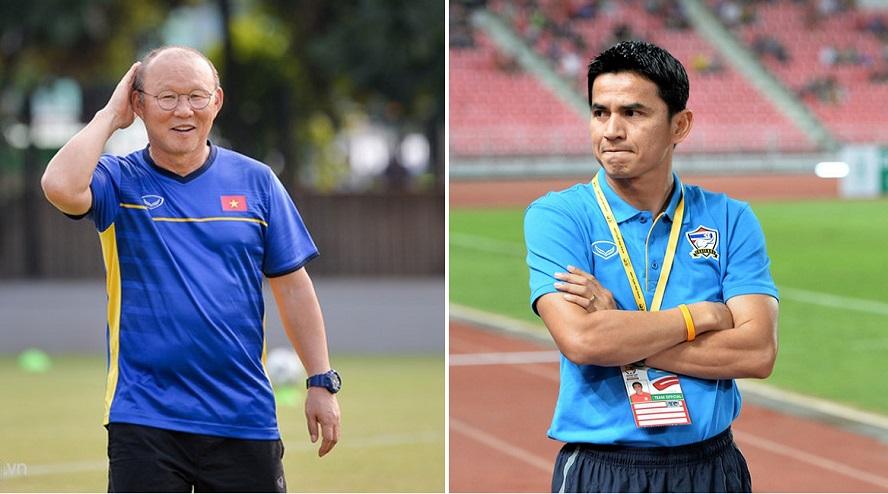 Kiatisak nói 'Việt Nam phải 10 năm mới thắng Thái Lan', thầy trò Park ngay lập tức đáp lời: '4-0'