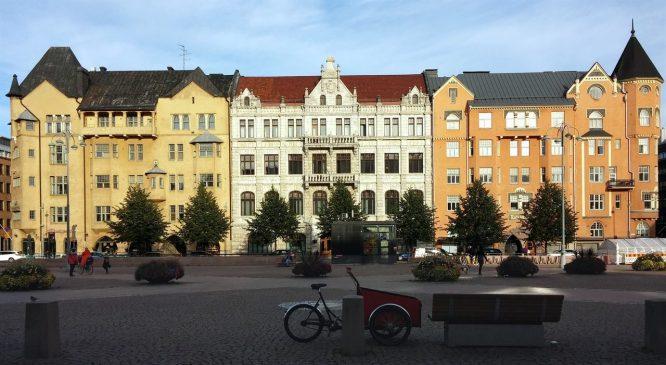 Vì sao nền giáo dục của Phần Lan lại đứng đầu thế giới?1