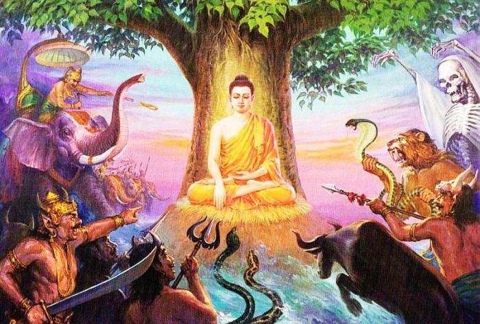 Đức Phật giảng về viễn cảnh thời Mạt pháp: Ma quỷ đội lốt thầy tu, sư tăng vô đạo.2