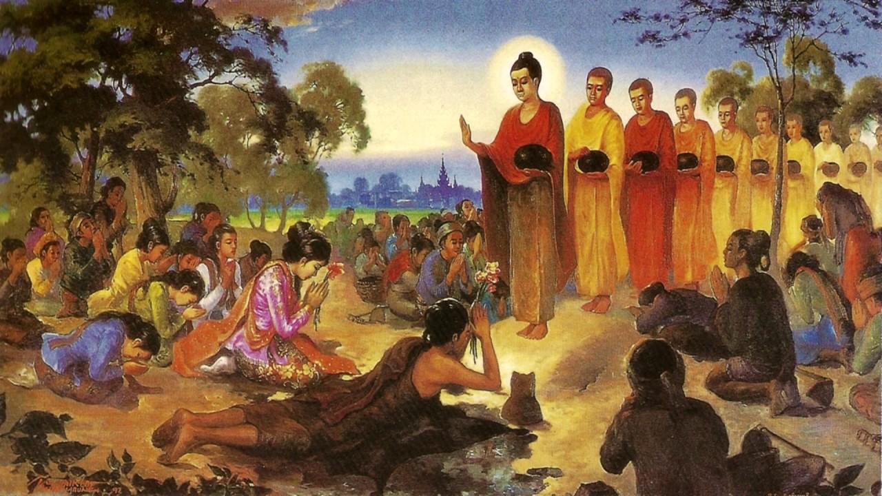 Thành ngữ 'Mượn hoa dâng Phật' và truyền thuyết xa xưa