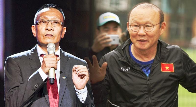 MC Lại Văn Sâm bất ngờ xin lỗi HLV Park vì từng đánh giá ông qua vẻ bề ngoài