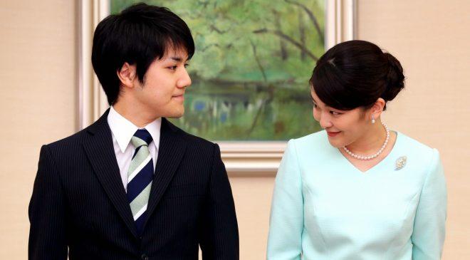 Công chúa Nhật Bản từ bỏ ngôi vị để kết hôn cùng dân thường - H1