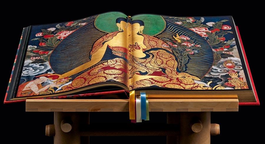 Tiết lộ kiệt tác Phật giáo Tây Tạng trải dài hàng nghìn năm. Ảnh 1