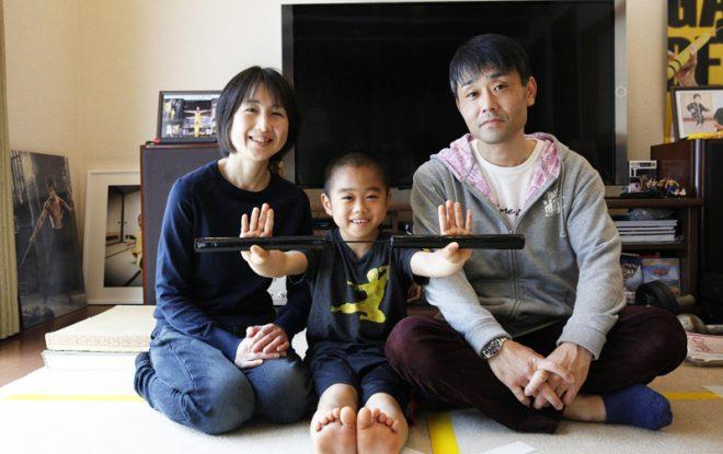 'Truyền nhân của Lý Tiểu Long': Biết múa côn nhị khúc từ năm 4 tuổi!11