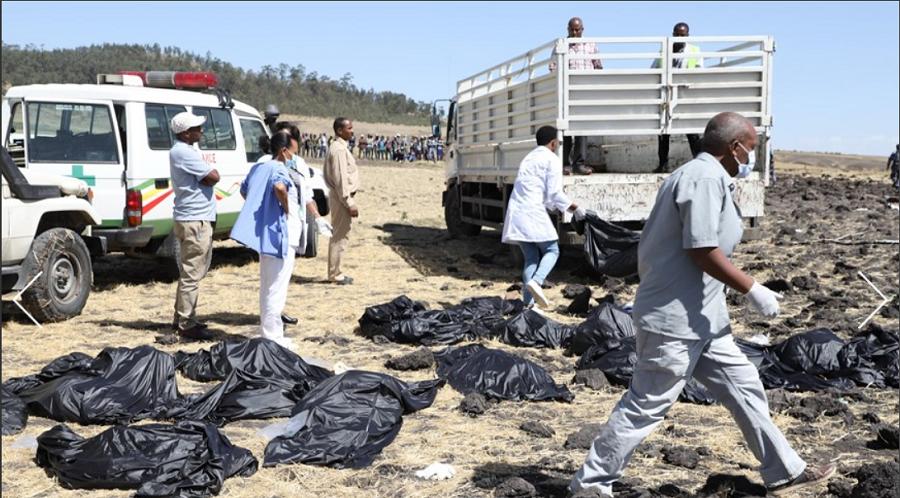 Tai nạn máy bay Ethiopia: Ít nhất 19 nhân viên LHQ thiệt mạng