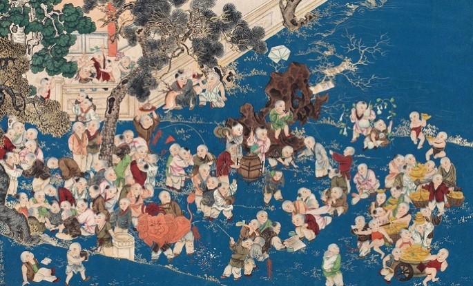 13 bài đồng dao tiên đoán đại sự trong lịch sử (P.2)
