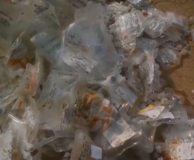 Trung Quốc: Sử dụng chất thải y tế để chế tạo tã lót và đồ chơi trẻ em. - H4