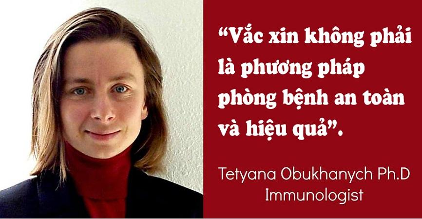 Nhà miễn dịch học Harvard: Trẻ em chưa tiêm vắc-xin không có nguy cơ lây bệnh cho bất kỳ ai
