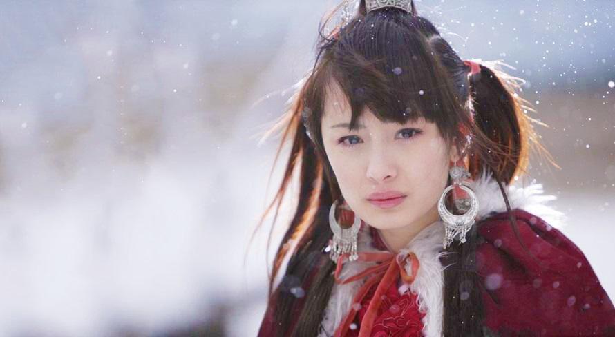 """Trong """"Thần điêu đại hiệp"""" ngoài Dương Quá và Tiểu Long Nữ, thì nhân vật chính xuất hiện ở nửa tập sau chính là cô nương Quách Tương."""