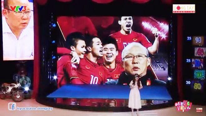 MC Lại Văn Sâm bất ngờ xin lỗi HLV Park vì từng đánh giá ông qua vẻ bề ngoài - H2