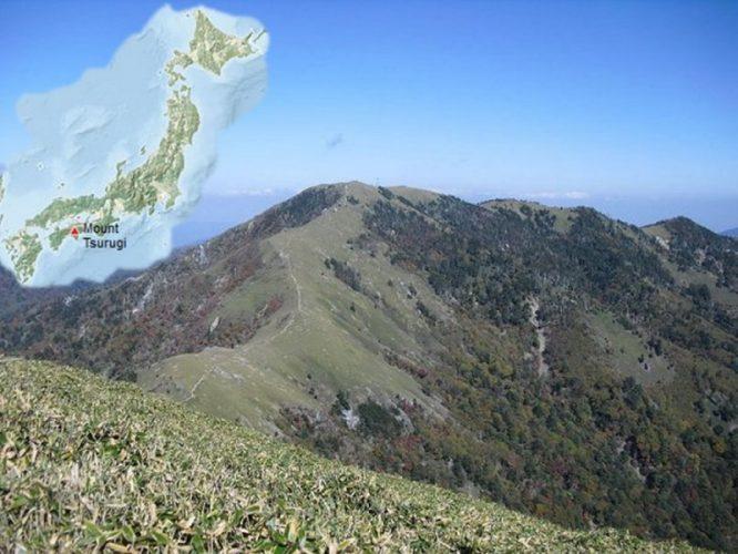 Bí ẩn bị che giấu trên ngọn núi Tsurugi Nhật Bản - H2