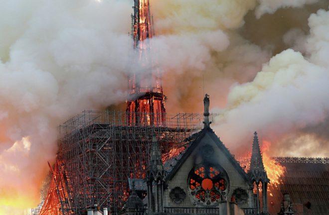 Ám ảnh ngày 15/4: Không chỉ cháy Nhà thờ Đức Bà, lịch sử còn chứng kiến nhiều sự kiện bi thương hơn. 9
