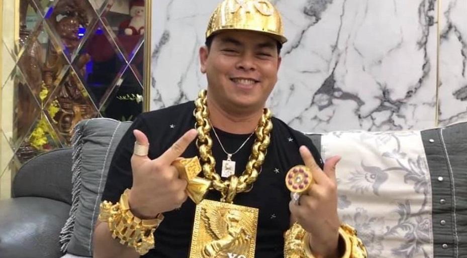 Phúc XO: Đại gia đeo vàng nhiều nhất Việt Nam bị bắt vì liên quan đến ma tuý