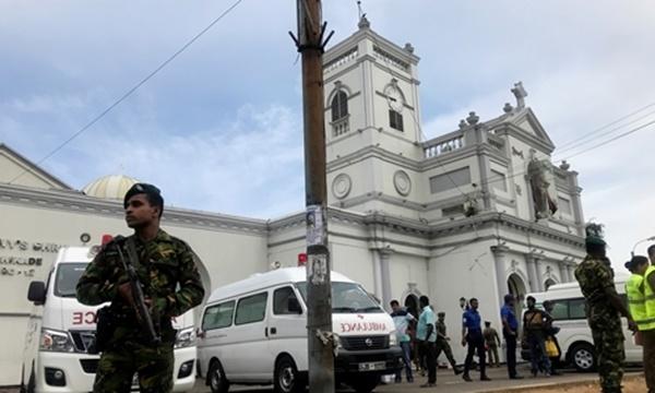8 vụ nổ liên tiếp xảy ra tại Sri Lanka vào lễ Phục Sinh khiến 207 người thiệt mạng - H2