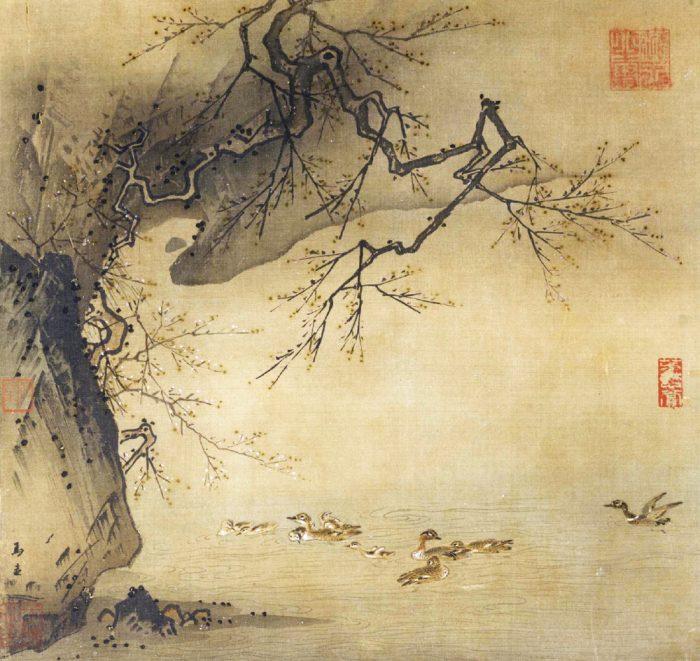 Bạn hiểu được bao nhiêu 'thuật ngữ' trong tranh truyền thống?.2