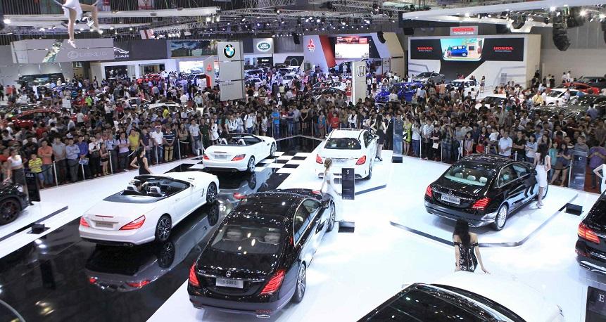 Thương hiệu nào bán được nhiều xe nhất trong tháng 3/2019?