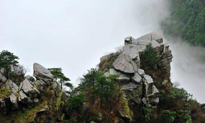 Chuyện về kỳ nhân trên núi Lư Sơn, dự báo chuyện lớn nhỏ đều linh nghiệm.2