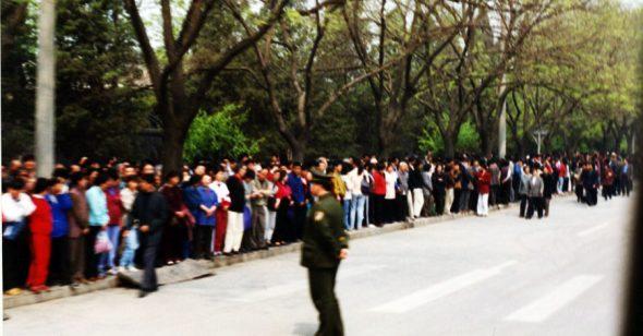 Nhìn lại 20 năm cuộc thỉnh nguyện gây chấn động Trung Quốc