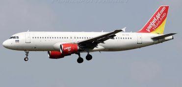 Vietjet Air quay đầu hạ cánh khẩn cấp tại Bangkok