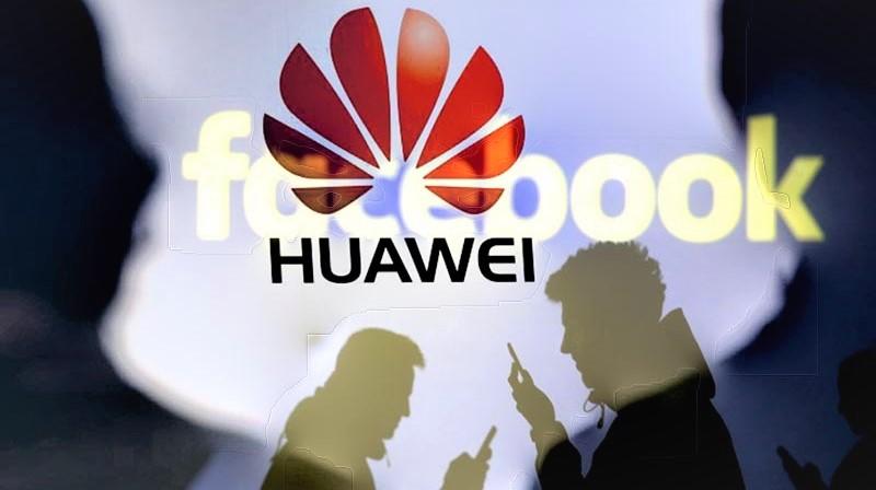 Facebook gặp rắc rối lớn vì chia sẻ dữ liệu người dùng với Huawei