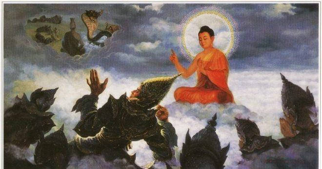 Lời tiên tri của Đức Phật thành sự thật. Ảnh 1