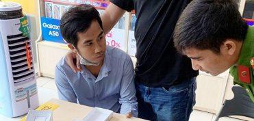 Đồng Nai: Bắt thanh niên dùng giấy tờ giả mua 150 triệu đồng hàng trả góp