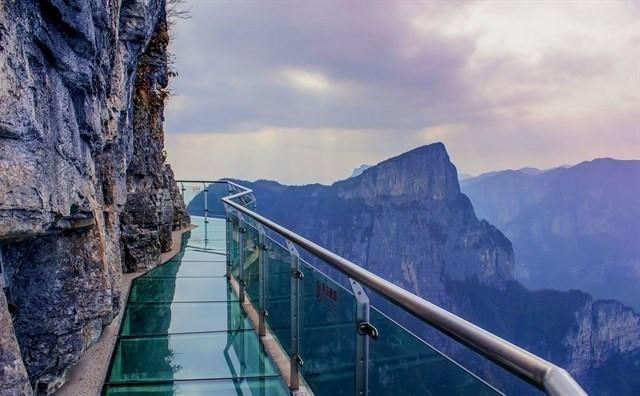 Sa Pa sắp có cây cầu kính 'ôm núi' dài và cao nhất Đông Nam Á? - H5
