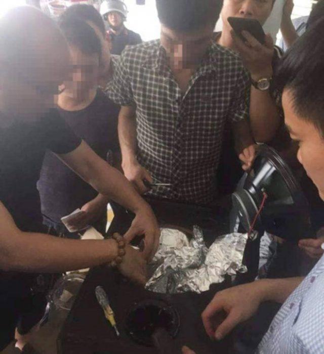 Nghệ An: Vây bắt nhóm đối tượng cùng lô hàng hơn nửa tấn nghi ma túy đá - H7
