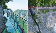 Sa Pa sắp có cây cầu kính 'ôm núi' dài và cao nhất Đông Nam Á?