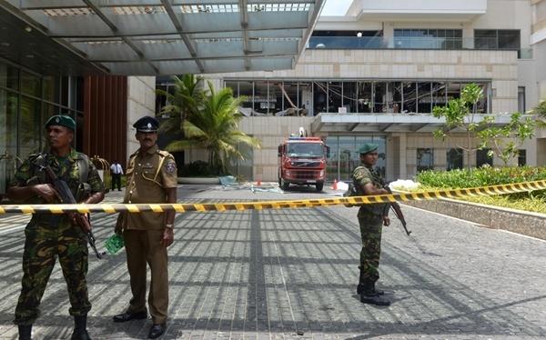 8 vụ nổ liên tiếp xảy ra tại Sri Lanka vào lễ Phục Sinh khiến 207 người thiệt mạng - H6