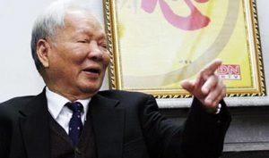 Nguyên Chủ tịch nước – Đại tướng Lê Đức Anh từ trần, hưởng thọ 99 tuổi