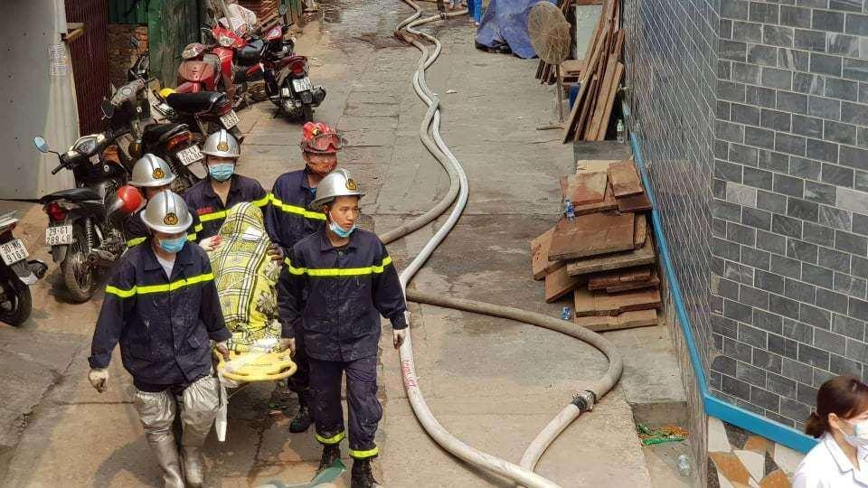 Hà Nội: Xót xa cảnh 3 mẹ con chết cháy trong tư thế ôm nhau