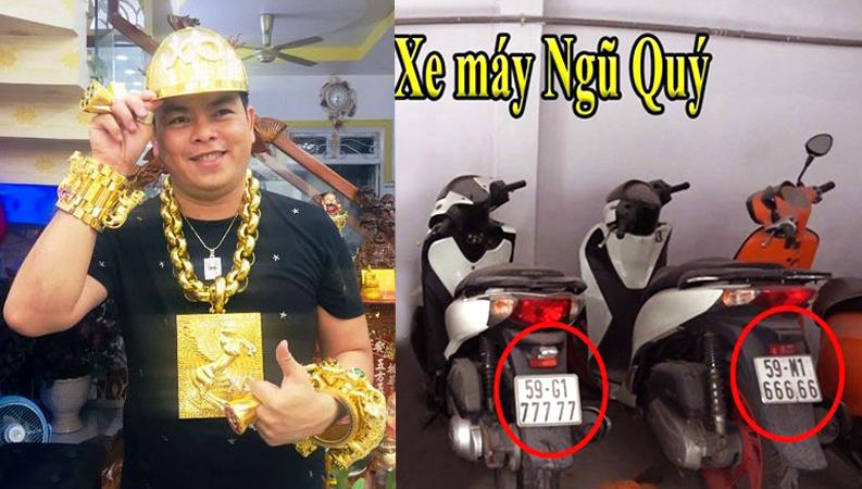Phúc XO thừa nhận, bản thân chỉ đeo vàng giả để quảng bá việc kinh doanh