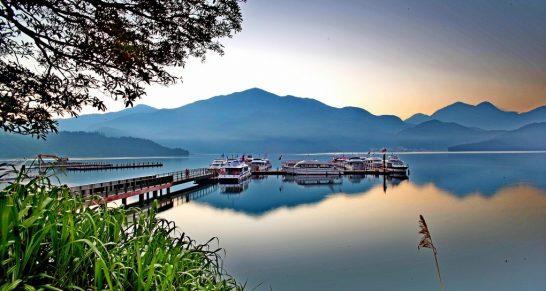 Truyện dân gian Đài Loan: Sự tích hồ Nhật Nguyệt