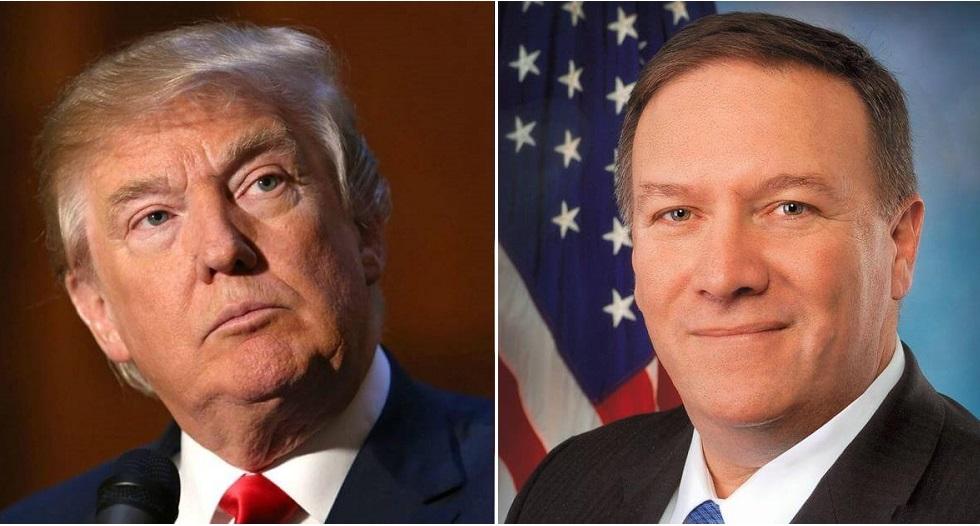 Ngoại trưởng Mỹ Pompeo: Có lẽ Chúa đã gửi ông Trump đến bảo vệ Israel