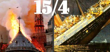 Ám ảnh ngày 15/4: Không chỉ cháy Nhà thờ Đức Bà, lịch sử còn chứng kiến nhiều sự kiện bi thương hơn