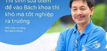 Phó giám đốc Sở GD-ĐT Sơn La chính thức lên tiếng về việc con được nâng điểm thi