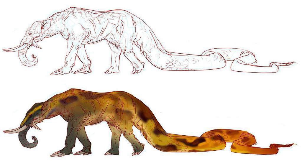 Truyền kỳ về quái vật bí ẩn ở vùng đất đáng sợ nhất Nam Phi
