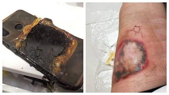 Trung Quốc: Điện thoại Huawei phát nổ, truyền thông xóa nhiều tin liên quan