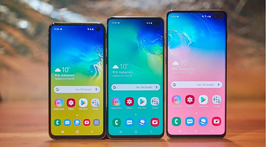 Samsung cho đổi iPhone, điện thoại LG lấy Galaxy S10
