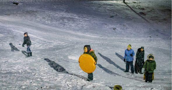 Cách dạy con kiểm soát cơn giận có 1-0-2 của tộc người Bắc Cực
