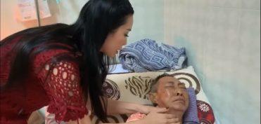 3 hôm không ăn uống được, NS Lê Bình bật khóc khi Kim Chi đến thăm