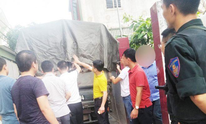 Nghệ An: Vây bắt nhóm đối tượng cùng lô hàng hơn nửa tấn nghi ma túy đá - H4