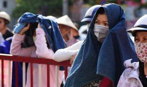 Mùa hè: Chắn che UV, ngăn ngừa nhiệt nóng