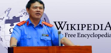 Ông Nguyễn Hữu Linh được 'ghi danh' muôn đời trên Wikipedia